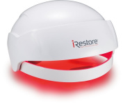 iRestore Laser Hair Growth System - FDA-Cleared Hair Loss Treatment - Treats Balding, Thinning Hair for Men and Women - Laser Hair Restoration Therapy Improves Hair Thickness, Volume, and Density
