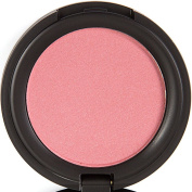 Blush Pressed Blusher Face Powder Makeup with Mirror Case - All Natural, 75% Organic, Gluten Free, Vegan - No Toxic Chemicals, Non Irritating - Soft & Perfect Pink Colour - Petal
