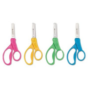 Kids Scissors, 13cm Blunt, Assorted Colours, Sold as 2 Each