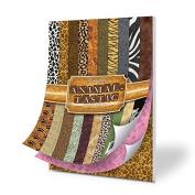Hunkydory Animal-tastic A4 Paper Pad 48 150gsm Sheets ANIMAL103
