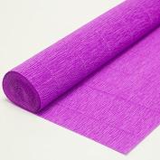 Italian Crepe Paper roll 140 gramme - 990 Lilla