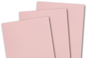 Blank Basis Pink 4x6 Flat Cards - 50 Pack