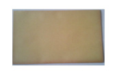 SCM 1001 Manilla Second Sheet 22cm x 36cm Canary Grain Long Sold in Bulk Packages of 25 Sheets