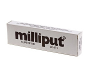 Milliput Superfine 2-Part Self Hardening Putty, White, Model:MPP-3, Office Accessories & Supply Shop