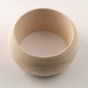 imagine if... 6 DIY Bangles Narrow Width Unfinished Bangle Bracelet, Small