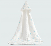 Minibear Super Soft Comfortable Newborn Infant Muslin Gauze Baby Cotton Gauze Swaddle Blanket