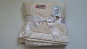 Douglas The Cuddle Toy Cream Soft Baby Blanket, Machine Washable