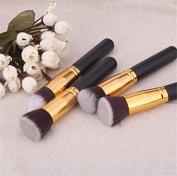 Gydoxy(TM)Professional Women Makeup Brush Soft Foundation Brushes Cosmetic brush kits,4 pcs/lot