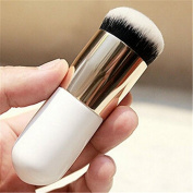 Gydoxy(TM)Soft Professional Foundation Brush Flat the Portable BB cream Chubby Makeup Brushes