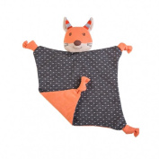 Organic Farm Buddies Frenchy Fox Blankie
