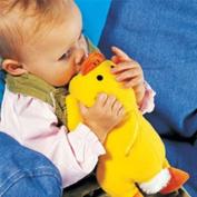 Yellow Duck & Green Turtle Cartoon Feeder Lagging Baby Bottle Huggers Infant feeding bottle bag case for newborn