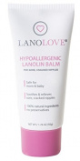 LANOLOVE Lanolin Balm and Nipple Cream For Breast Feeding Care