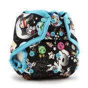 Kanga Care Rumparooz Cloth Nappy Cover - Snap - Tokispace - Aquarius, Multi, One Size