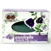 New Abhabibhubejhr Anchan Flower soap 100g.