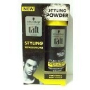 New Schwarzkopf Taft Full on Rough & Tough Hair Styling Powder 10 G. Amazing of Thailand