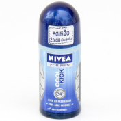 New Nivea Cool Kick Deo Roll-On for Men 50 ml