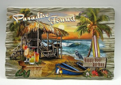 VoojoStore Paradise Found Wall Plaque