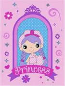 Pink Girls Rugs Cinderella Area Rugs Carpet Bedroom Playroom Child's Play Intercative Kids Area Rug Bedroom Rug