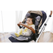 Baby 3D Air Mesh Seat Pad/Cushion/Liner for Strollers & Car Seats Organic Cotton