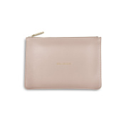 The Perfect Pouch - Pale Pink