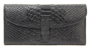 SUIMIUS Women's Genuine Leather Wallet Soft Leather Fashion Purse