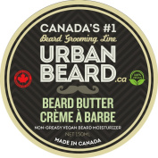 Urban Beard All Natural & Vegan Friendly Organic Beard Butter - 150ml