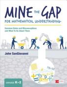 Mine the Gap for Mathematical Understanding, Grades K-2