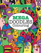 Mega Doodles Colouring