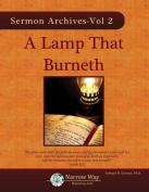 A Lamp That Burneth