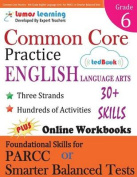 Common Core Practice - 6th Grade English Language Arts