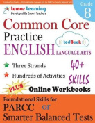 Common Core Practice - 8th Grade English Language Arts