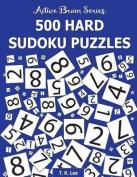 500 Hard Sudoku Puzzles