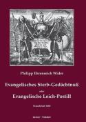 Evangelisches Sterb-Gedachtnuss [GER]