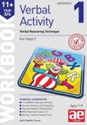 11+ Verbal Activity Year 3/4 Workbook 1