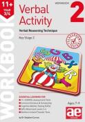 11+ Verbal Activity Year 3/4 Workbook 2