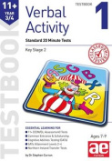 11+ Verbal Activity Year 3/4 Testbook 1