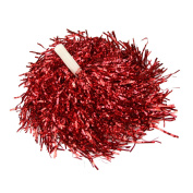 Plastic Cheerleader Pom Poms Cheerleading Sports Party Accessories Dance Ball Party Sports Pompoms Cheer Pom Poms