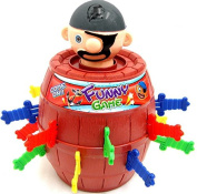 Scare Pop-up Jumping Pirate Random Funny Game Lucky Stimulate Game Trick Toys