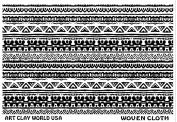 Flexistamps Texture Sheets Woven Cloth Design - 1 Pc.