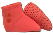 Konfidence Paddler Pool Socks, Fuchsia, 12-24 Months