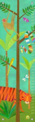 Oopsy Daisy in The Jungle by Melanie Mikecz Growth Charts, 30cm by 110cm
