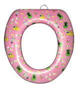 Kids Soft And Cushioned Toilet Training Kids Potty Seat Plus EasybuySales Gift