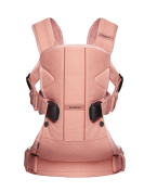 Baby Carrier One - Coral Crab, Cotton Mix