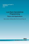 Low-Rank Semidefinite Programming