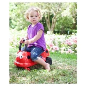 Early Learning Centre Easy Wheels Ladybird Ride On.