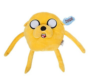 "Adventure Time - Cartoon network plush toy Jake (the yellow dog) 11""/30cm stand up and 9""/23cm sitting - Good Quality"