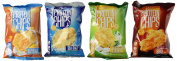 Quest Nutrition Protein Chips, Variety Pack Including Bbq, Sea Salt, Cheddar & Sour Cream, & Sour Cream & Onion, Pack Of 8, 2 Bags Of Each Pack Of 8,
