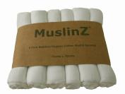 Muslinz Luxury Bamboo/Organic Cotton Muslin Squares