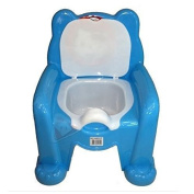 Blue Easy Clean Kids Toddler Potty Training Chair Seat Removable Potty Lid / Baby Infant Toddler Kids Child Boys Girls Cool Unique Special Activity Present Outdoor Indoor Room Popular Classic Newborn Equipment Items Gear Outside Professional Tools Shop ..
