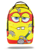 Sprayground Teenage Mutant Spongebob Turtle Backpack - Yellow